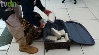 PRF apreende 16 kg de maconha em Russas