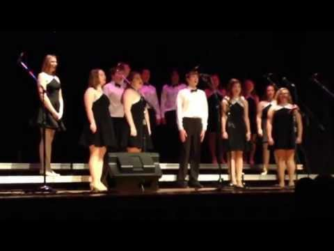 """""""All of Me"""" performed by the Lewis Cass High School Show Choir"""