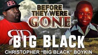 BIG BLACK - Before They Were GONE - MTV's Rob & Big