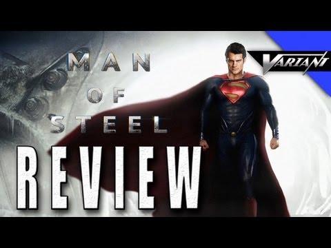 Man Of Steel Movie Review!