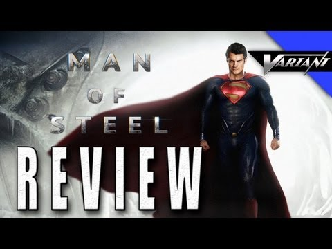Man Of Steel Movie Review!