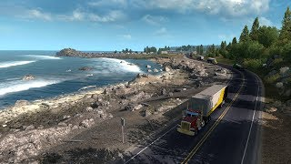 TRUCKIN' IN OREGON! | American Truck Sim with the SQAUAAAAAAAAAAAAA |Stream Replay|