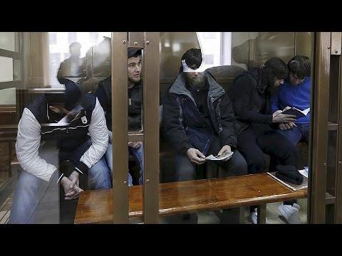Tribunal russo considera cinco homens culpados da morte do opositor Boris Nemtsov