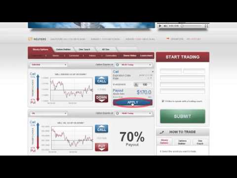 Goptions binary trading