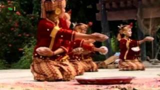 Dance Tari Piriang Rampak Tilatang