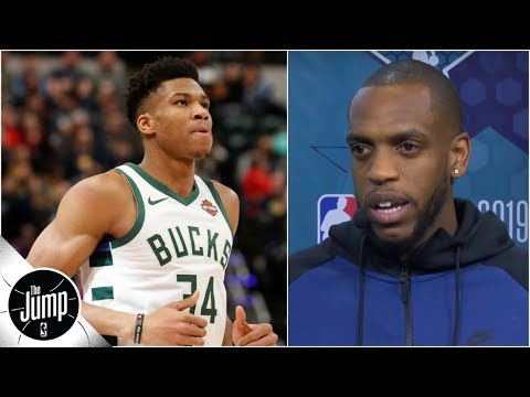 Khris Middleton hints at future w/Bucks: 'Why give up on something that's been working?'   The Jump