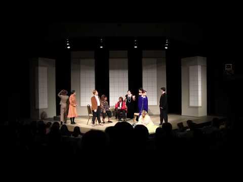 Poe Party Performance - Agnes Scott College