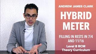 Rhythm: Music Theory RCM Level 8 (2/3)