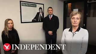 UK government 'intent on suppressing truth' over Finucane murder, says family