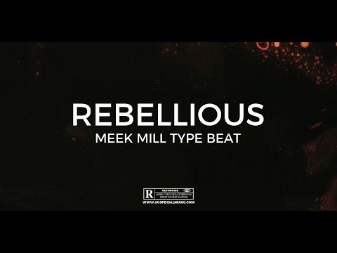 "Meek Mill intro type beat ""Rebellious"" ||  Free Type Beat 2021"
