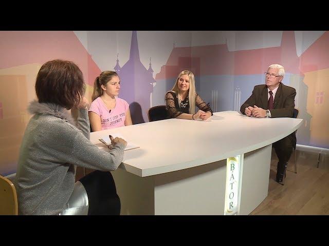 Bátor Televízió Kulturális magazin 2018.12.28.