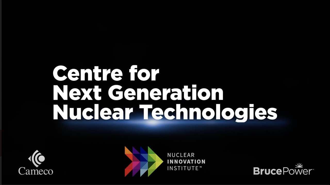 Introducing the Centre for Next Generation Nuclear