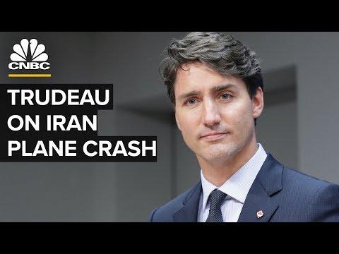 Canada's PM Trudeau