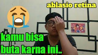 PKRS RSUP Sanglah dr. Ari Andayani, Sp.M(K) DEFINISI ABLASIO RETINA? FAKTOR RISIKO ABLASIO RETINA? P.