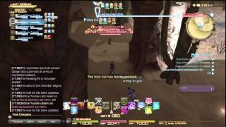 FFXIV: ARR Gameplay - 03 - Scholar - Cutter's Cry