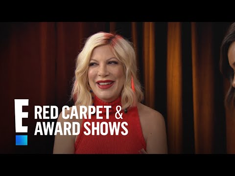 Tori Spelling Plays 'So Tori, So Dean' | E! Live from the Red Carpet