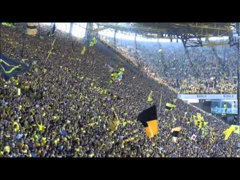 BVB - Nürnberg 2-0 Torjubel zum 1-0 Borussia Dortmund vs 1.FC Nürnberg Bundesliga