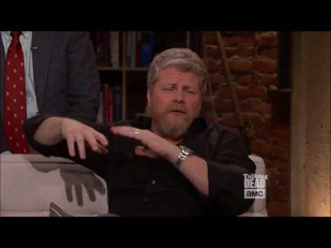 Talking Dead - Michael Cudlitz on returning to set