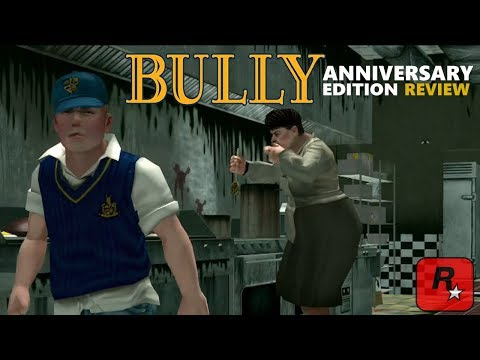 Bully: Anniversary Edition Review For iOS/Android/Windows | DansTube.TV