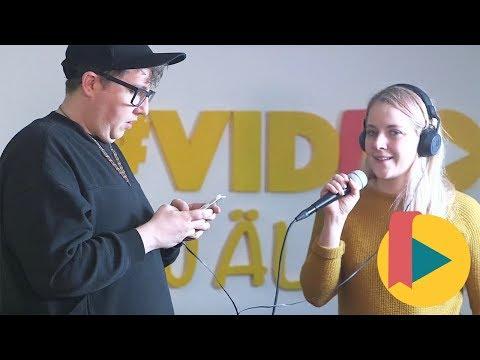 Norsk karaoke med Jessica, Ella och Jocke