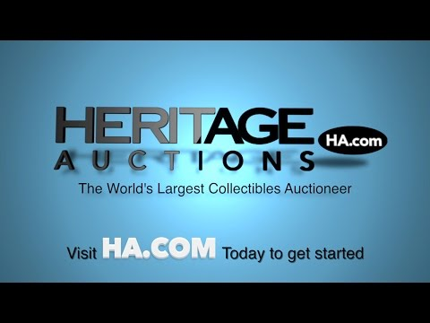 Heritage Auctions - The World's Largest Collectibles Auctioneer