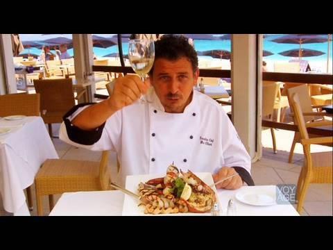 Bistro-on-the-Beach - Mickey's Restaurant - Bermuda Restaurants & Food - On Voyage.tv