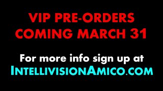 Intellivision® Amico™ -  Pack-In Announcement