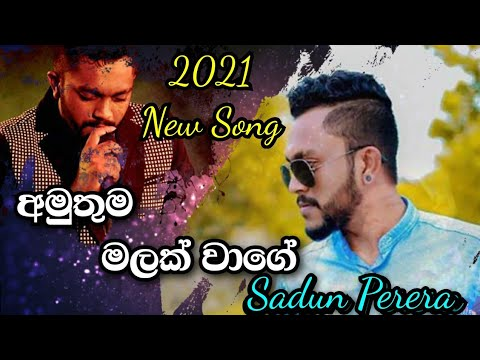 amuthuma-malak-wage---full-song-(-අමුතුම-මලක්-වාගේ-)-2021-new-song-|-sadun-perera