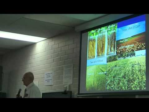 Dr Don Huber presentation on crop health and glyphosate