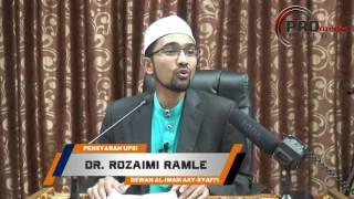 12-06-2016 Dr.Rozaimi Ramle: Ibrah Peperangan Badar Al-Kubro