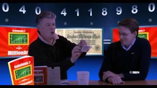 GELDSCHAU Folge 4 Definition INFLATION vom Amazon #1 Bestseller Autor Ralf Schütt einfach erklärt!