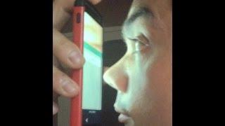 Déverrouillez son smartphone avec l'iris ( l'œil ) : Empreinte Oculaire !!