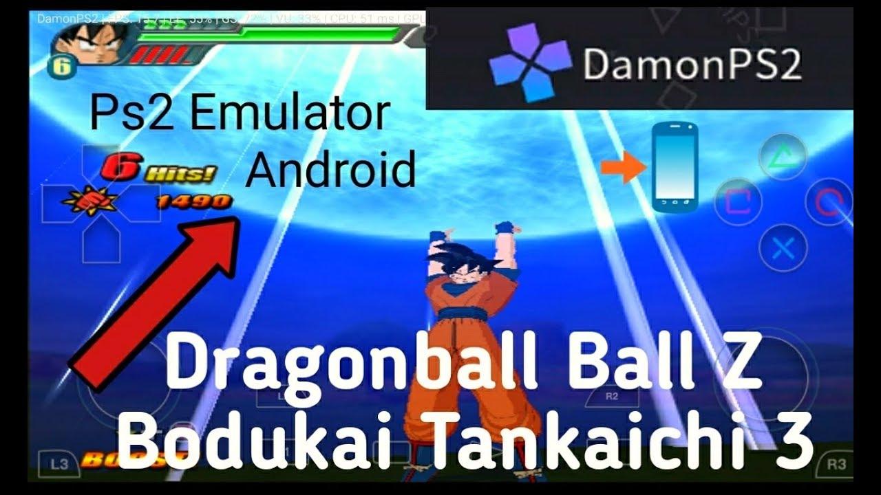 Damon ps2 pro dragon ball z bodukai tenkaichi 3 full speed gameplay