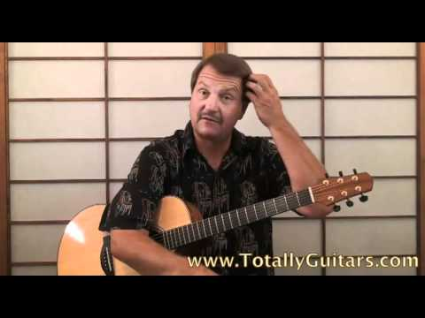 Sweet Baby James Free Guitar Lesson, James Taylor - YouTube