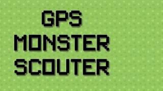 бюджетный клон Pokemon Go! Без интернета! Обзор! GPS MONSTER SCOUTER