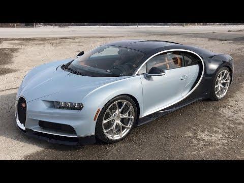 Globe Drive: Behind the wheel of the $4-million Bugatti Chiron