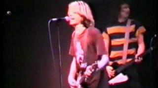 MUDHONEY - If I Think - Living Wreck - Who You Drivin Now? - Palladium-11-05-1992