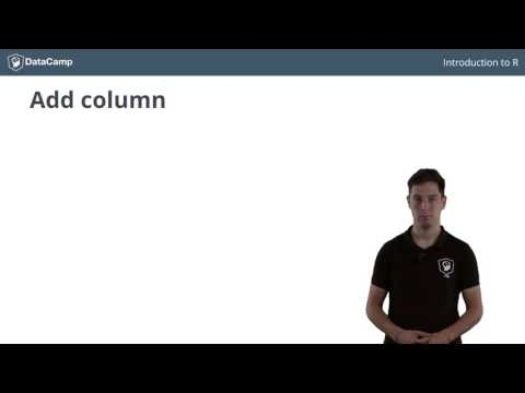 R tutorial - Learn How to Subset, Extend & Sort Data Frames in R