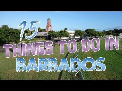 Top 15 Things To Do In Barbados