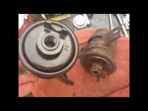 Replacing Toyota 22re Fuel Filter Tricks and Mysteries - YouTube