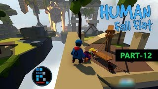[Hindi] Human: Fall Flat | Funniest Game Ever (PART-12)