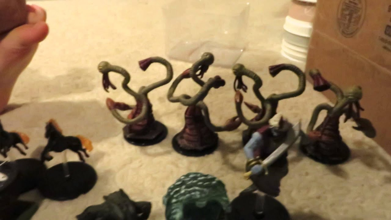 Pathfinder Battles Dungeons Deep D D Rage Of Demons Red Dracolich