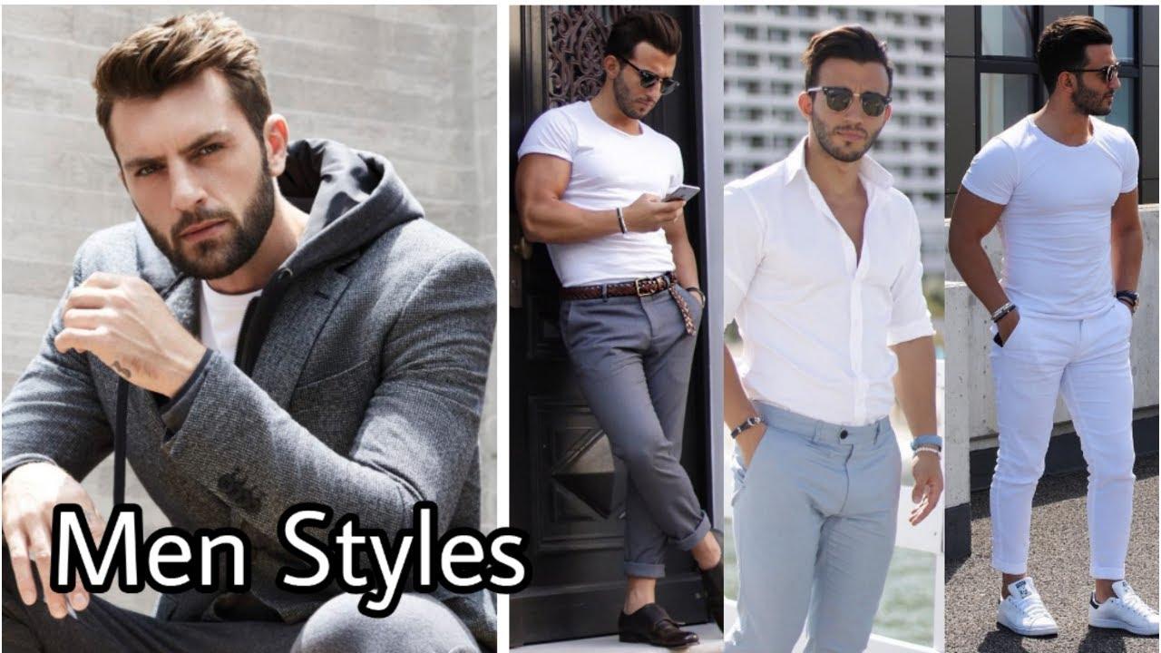 Moda Hombre 2020 2021 Outfits Casuales Para Caballeros Moda Masculina 2020 Outfits Para Hombres Youtube