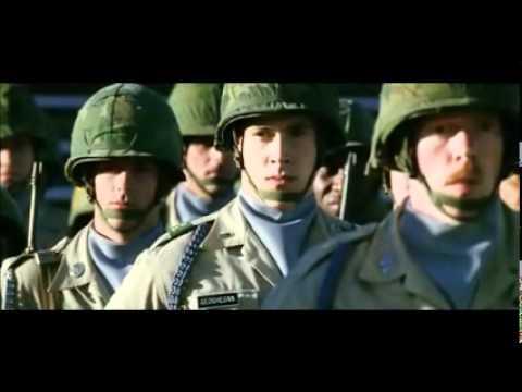 Nous étions soldat: regardez autour de vous!