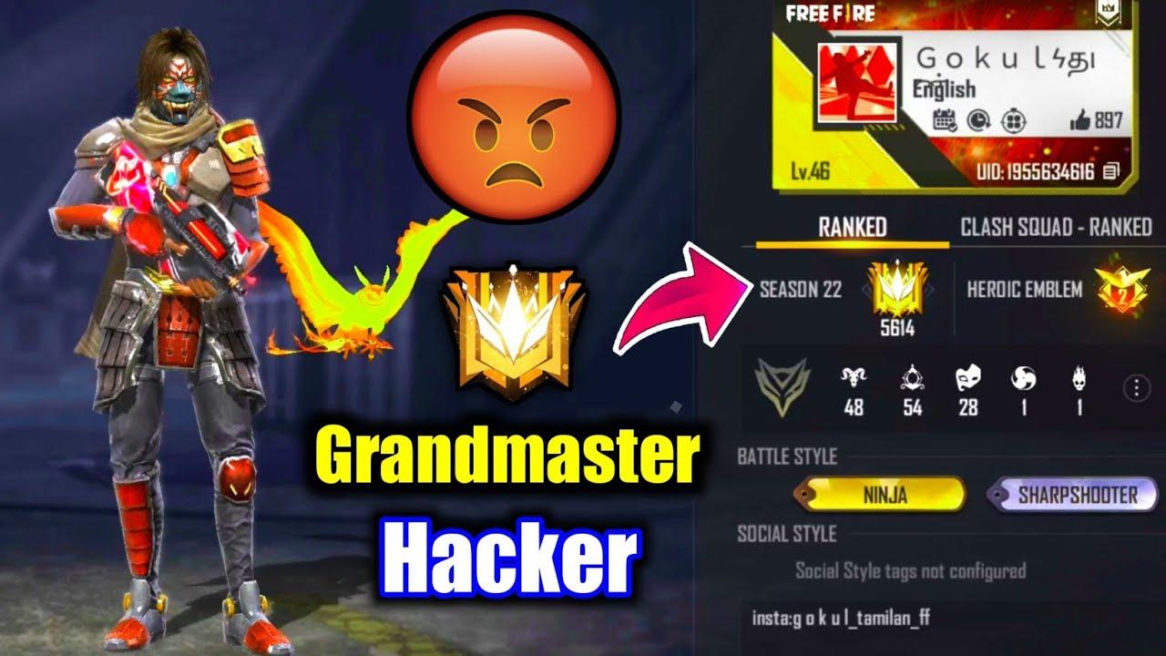 Grandmaster Hacker Destroyed us😠😠King of Everything🤣!!