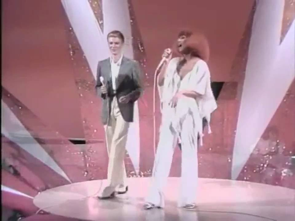 cher feat david bowie young americans medley live on the cher