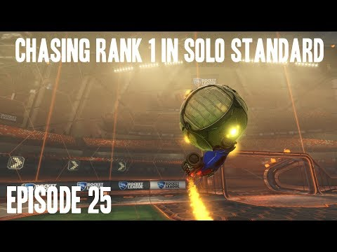 WE'RE BACK - Chasing Rank 1 in Solo Standard - Episode 25