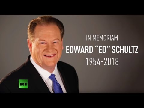 Ed Schultz's Legacy: Champion For Working Class Workers