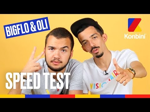 Bigflo & Oli Battent Le Record Du Monde De Rapidité De Rap !