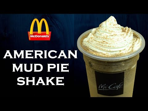Make American Mud Pie Shake Like McDonald's At Home | American Mud Pie Cookies Recipe | Yummylicious